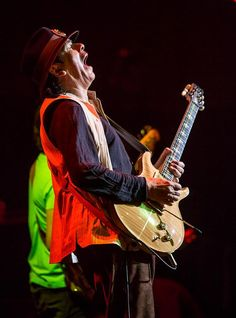 Carlos Santana, House of Blues Mandalay Bay - 2 year residency!