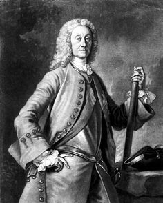 THE RIGHT HONOURABLE JOHN DALRYMPLE, 2ND EARL OF STAIR; ENGRAVED BY JOHN FABER - (AFTER) ALLAN RAMSAY