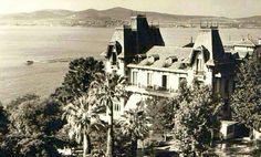 MUHTEŞEM YILLAR ... Büyükada Anadolu Kulübü - 1940 ...