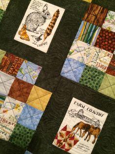 Around The Corner Quilt - 2014 MN Shop Hop Fabric | Anderson Quilt ... : minnesota quilt shop hop - Adamdwight.com