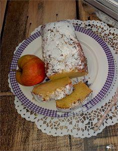 Szybkie ciasto z jabłkami mieszane łyżką | Słodkie okruszki Happy Foods, Homemade Cakes, Cake Cookies, French Toast, Sweets, Baking, Breakfast, Easy, Diet