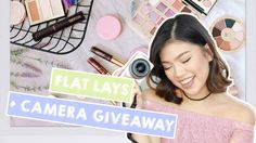 How I Take My Flatlays  300K Camera Giveaway!! | Janina Vela As a way for me to thank you for helping me reach 300K subscribers here's a giveaway for all of you! To join the Canon M10 Camera Giveaway: 1. Subscribe to my channel and my Instagram 2. Post a flatlay of your favorite things on Instagram with the hast tag #JaninaXCanon Goodluck to everyone! How I Edit My Instagram Photos: https://www.youtube.com/watch?v=sHcHYjJTRIY  S N A P C H A T : @janinavela T W I T T E R…
