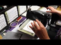 Vellum Christmas Card - Stampin' Up! - YouTube
