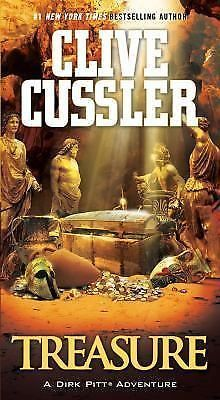 Treasure by Clive Cussler (2011, Paperback)