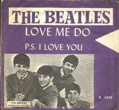 The first Beatles single was released on October 5th 1962, 52 years ago today.