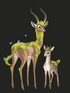 Learn To Draw Animals - Drawing On Demand Creature Drawings, Animal Drawings, Cute Drawings, Mythical Creatures Art, Magical Creatures, Fantasy Anime, Fantasy Art, Arte Do Kawaii, Creature Concept