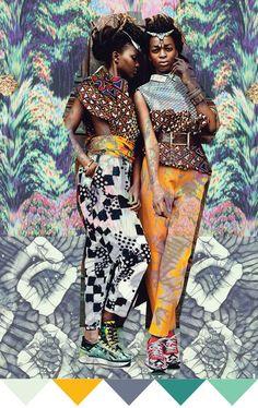 Color | Batik Garden