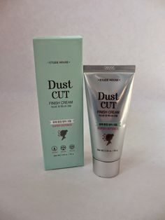 "Rosalie & Violetta: Etude House ""Dust Cut Finish Cream""  #etudehouse #Beauty #Makeup #cosmetic #skincare #cream"