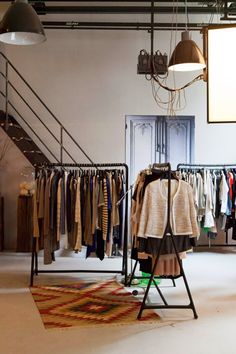Vámonos de shopping con aire industrial · Let's go shopping, industrial style: The Collectors. Amsterdam