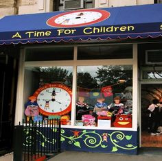 A Time for Children - #NYC #Yuggler #KidsActivities #ToyStore