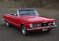 BaT Exclusive: 1964 Plymouth Valiant Convertible