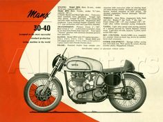 Morton 500 cm3 modèle 30 M