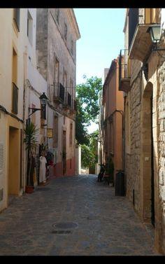 Ibiza town :)