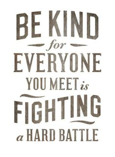 5 Ways You Can Be Kind Right Now. #Blog