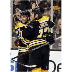Washington Capitals v Boston Bruins ❤ liked on Polyvore