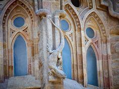 Σαγράδα Φαμίλια Gaudi, Home Decor, Decoration Home, Room Decor, Home Interior Design, Antoni Gaudi, Home Decoration, Interior Design