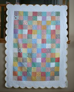crazy mom quilts: finish it up Friday, week 12