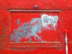 Street art from Brooklyn, nYc.