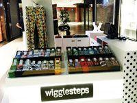 wigglesteps Store 2 in Alexa Berlin