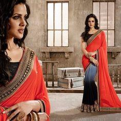 82 Sari, Fashion, Saree, Moda, Fashion Styles, Fashion Illustrations, Saris, Sari Dress