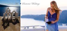 Santorini Wedding, Wedding Designs, Wedding Events, Designer