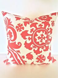 salmon pillows covers small - Google Search