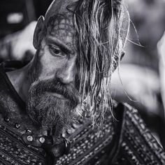 Jasper Pääkkönen as Halfdan the Black | Vikings TV show