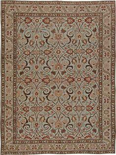 "A Persian Tabriz carpet BB5739 Item No: BB5739 Size: 12'8"" x 9' Circa: 1920"