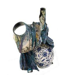 LTVs, Francesca Dimattio, art, Salon 94, ceramic, Lancia TrendVisions