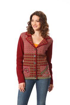 Himalaya Textilhandels GmbH -  - Prachtige kleuren in merionowol, lamswol en katoen.