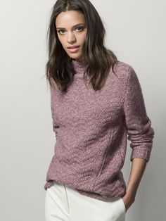 3b96d93d4860b5 View all - Jumpers   Cardigans - COLLECTION - WOMEN - Massimo Dutti - España