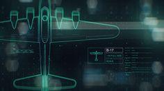 Boeing 100 - UI Design — HUDS+GUIS