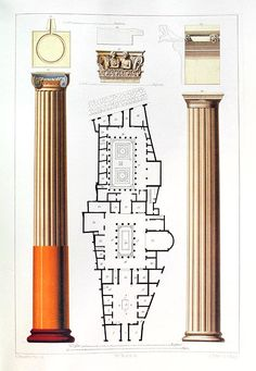 Villa de Ariadna [o de los capiteles de colores] | Pompeya; Italia |