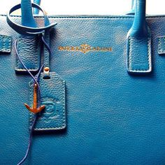 Blue Anchors on Blue Bags!  Shown 👇👇 Jarvis Handbag  18kt Blue Anchor Bracelet  @patrick_carline  #patrickcarline #leatherbags #anchorbracelet #fashion #style #stylish #love  #cute #photooftheday #womansfashion #beauty #beautiful #instagood #pretty #swag #pink #girl #girls #design #model #dress #heels #styles #outfit #purse #jewelry #shopping #glam