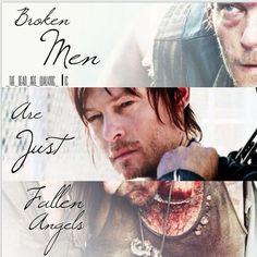 The Walking Dead.... Daryl