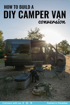This website has everything you need to know about living in a conversion van. Tips and trick on how to build a van, how to set up a solar panel electric system, what to buy and stories from van dwellers. This is the perfect #vanlife resource. Lots of layout and interior designer inspiration for a camper inside! via @parkedinparadise