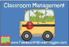 Classroom management  behavior ideas, tips, and resources