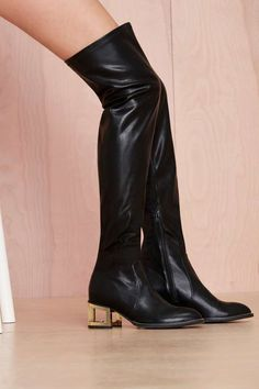Nasty Gal Jeffrey Campbell Basie Boot