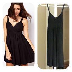 Nwot Black Dress