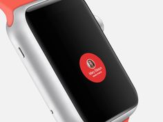 Dribbble apple watch discount animation