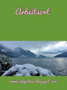 Klirrende Kälte am Arbeitsort Winter, Photos, Today Morning, Snow, Places, Winter Time