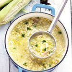 Happy Friday friends!  So I decided to post this delish soup on Facebook again this week. It's originally from last summer. It's taken off and gone viral again. So I thought maybe my IG friends would want to know more about my Chicken Corn Soup with Rivels recipe. Get all the details on the blog. And if you're really curious go check it out on my Facebook page where it has now reached over 150,000 people and been shared over 2,000 times. It must be appealing to this local PA region. I'm…