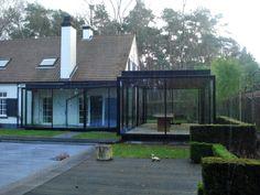 Pool house - Waasmunster