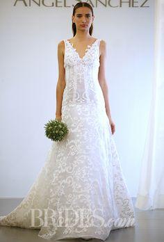 f78a2ca8017 Angel Sanchez - Fall 2015. Wedding Dress ...