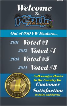 Why Choose Lunde's Peoria VW | Phoenix Volkswagen Dealership