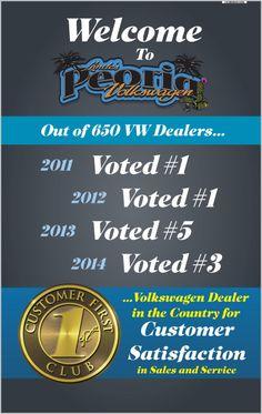 Why Choose Lunde's Peoria VW | Phoenix Volkswagen Dealership