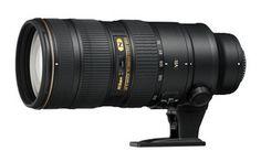 Best Nikon lenses for Wildlife photography.   Nikon 70-200mm f/2.8G ED VR II