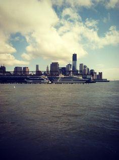 Big Dreams Big City: The Hudson River