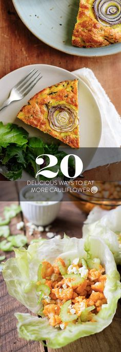20 Delicious Cauliflower Recipes. This brassica is a healthy, low carb, vegetable that EVERYONE should LOVE. It's is budget friendly too, which means your wallet will even love it! This delicious collection of side dishes, lunches and mains for dinners ranges from ideas roasted, to buffalo tacos, a cake, mashed & whipped, as steaks, as stir fry, as rice, as cous cous, as and everything in between. Tons of vegetarian options!