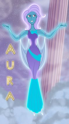 Aura by 666-Lucemon-666.deviantart.com on @deviantART